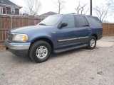 Ford Expedition (BLU) 2002