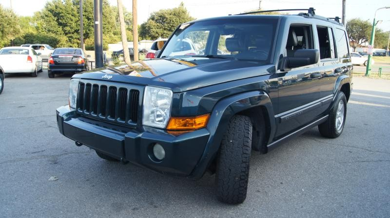 used jeep commander for sale dallas tx cargurus. Black Bedroom Furniture Sets. Home Design Ideas