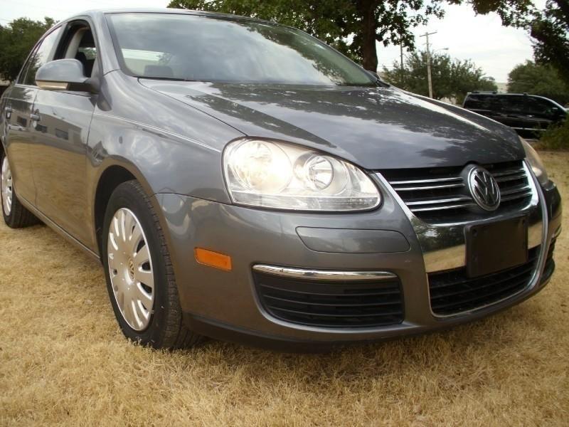 Volkswagen Jetta Sedan 2009