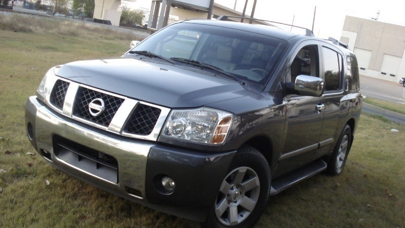 2004 nissan armada inventory texas auto traders auto. Black Bedroom Furniture Sets. Home Design Ideas