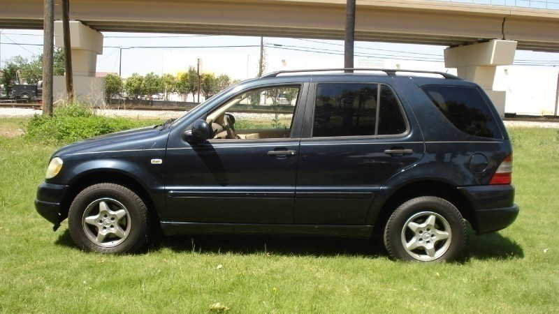 2001 mercedes benz ml320 blue 2001 mercedes benz ml320 for Mercedes benz for sale in dallas tx