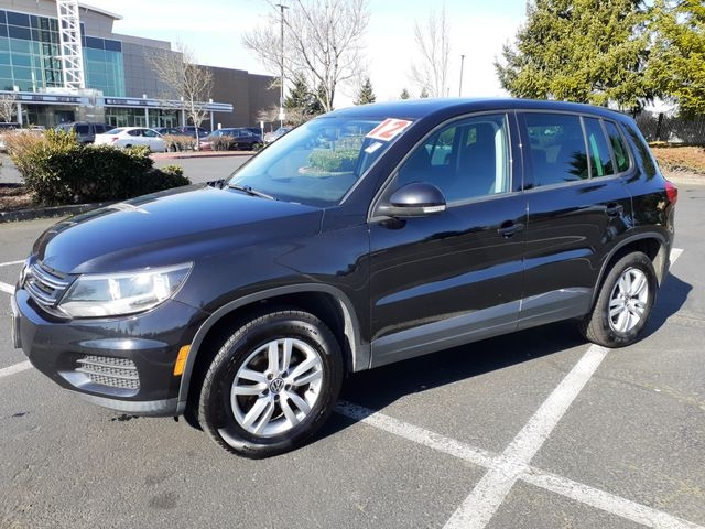 2012 volkswagen tiguan 2.0t s sport utility 4d cars - vancouver, wa at geebo