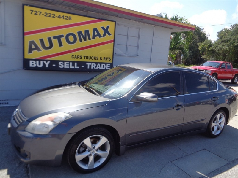 2008 nissan altima se cars - pinellas park, fl at geebo