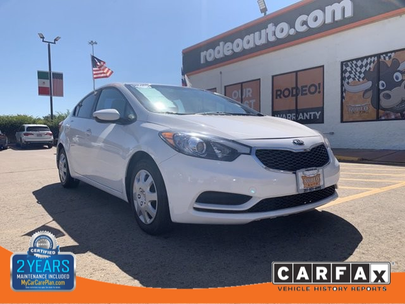 2016 kia forte lx cars - houston, tx at geebo