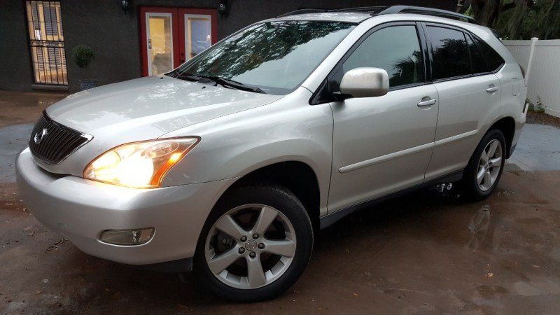 2004 lexus rx 330 4dr suv silver 2004 lexus rx 330 suv in tampa fl 4049966885 used cars on