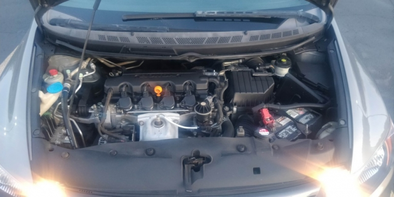 Honda Civic Cpe 2dr Auto EX-L 2008