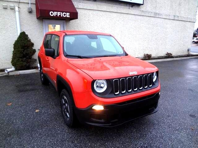 2016 jeep renegade sport 4wd cars - new castle, de at geebo