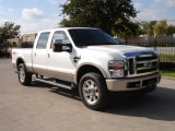 Ford F250 King Ranch Diesel 4X4 2010