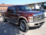 Ford F250 King Ranch Diesel 4x4 2008