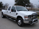 Ford Super Duty F350 DRW Diesel 4X4 2009