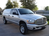 Dodge Ram 2500 4X4 Turbo Diesel 2006