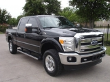 Ford Super Duty F-250 4X4 SRW XLT 6.2L 2011