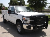Ford F-250 4WD XL 2011