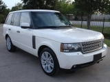 Land Rover Range Rover HSE Luxury 2010
