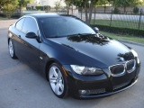 BMW 335i Coupe 6 Speed Manual RWD 2007