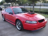 Ford Mustang Mach1 5 Speed Manual 2003