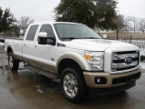 Ford F-250 King Ranch 4X4 Navigation Turbo Diesel 2012