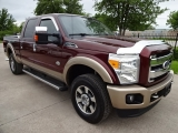 Ford F250 King Ranch 4X4 2011