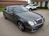 Mercedes-Benz E63 AMG Navigation Panoramic Roof Loaded 2009