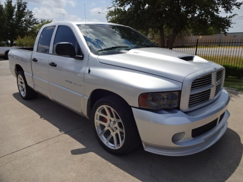 2004 dodge ram srt 10 for sale cargurus. Black Bedroom Furniture Sets. Home Design Ideas