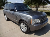 Land Rover Range Rover HSE Navigation TV/DVD Loaded 2008