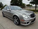 Mercedes-Benz E63 AMG Navigation Panoramic Roof Loaded 2007