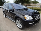Mercedes-Benz GL550 4MATIC Navigation 3rd Seat Loaded 2011