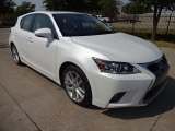 Lexus CT 200h Navigation Loaded 2014