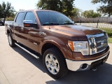 Ford F-150 Lariat 4WD Navigation Loaded 2012