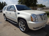 Cadillac Escalade ESV Luxury Navigation TV/DVD 2011