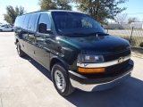 Chevrolet Express 3500 LT 15 Passenger Van 2013