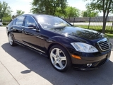 Mercedes-Benz S550 AMG Pkg Navigation 2008