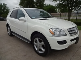 Mercedes-Benz ML320 CDI 4MATIC 2007