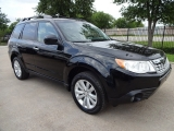 Subaru Forester Limited Panoramic 2011