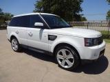 Land Rover Range Rover Sport HSE Luxury 2012