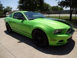 Ford Mustang 6Sp Manual 3.7L 2014
