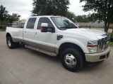 Ford F350 King Ranch Diesel 4WD DRW 2010