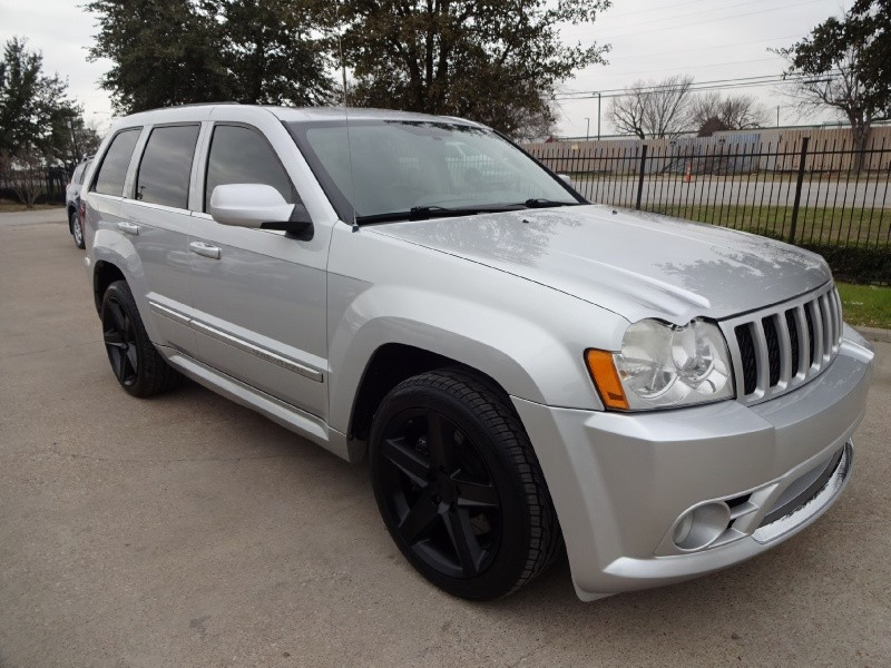 $17,995, 2007 Jeep Grand Cherokee SRT8 HEMI 4WD Navigation