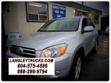 Toyota RAV4 LIMITED 4X4 LEATHER FULL 2008