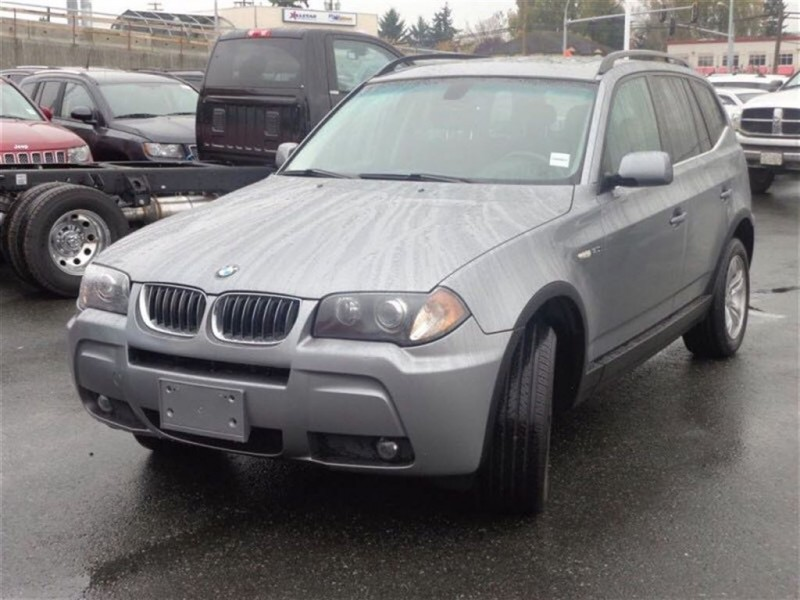 BMW X3 - YOUR APPROVED WITH BAD CREDIT 2006
