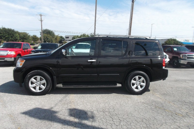 used nissan armada for sale fort worth tx cargurus. Black Bedroom Furniture Sets. Home Design Ideas