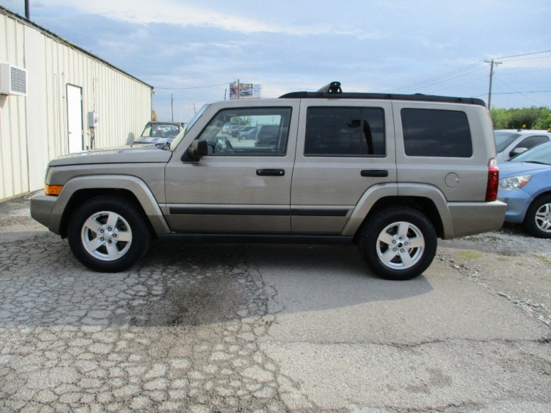 2006 Jeep Commander Inventory Callahan Motor Company Auto Dealership In Keller Texas