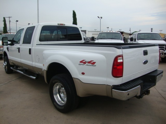 buy used 2008 ford super duty f 350 drw crew cab lariat 4x4 in grand prairie texas united. Black Bedroom Furniture Sets. Home Design Ideas