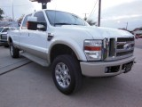 Ford Super Duty F-350 SRW KING RANCH 4X4 2008