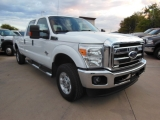 Ford Super Duty F-350 SRW 4X4 XLT 2011