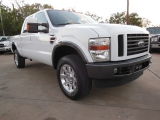Ford Super Duty F-350 SRW 4WD FX4 2008