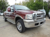 Ford Super Duty F-250 CREW CAB KING RANCH 4X4 2005