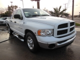 Dodge Ram 2500 QUAD CAB 2WD 6 SPEED SHORT BED 2005