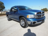 Dodge Ram 2500 QUAD CAB 2WD 6 SPEED 2004