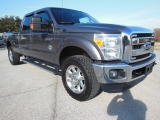 Ford Super Duty F-350 SRW  CREW CAB FX4 2011
